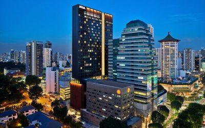 YOTEL Singapore Review